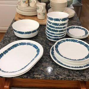 Centura by Corning Ware miscellaneous pieces GUC